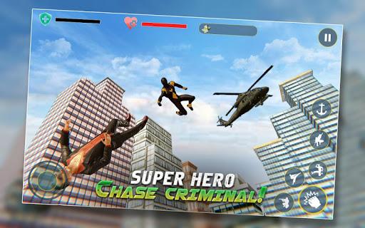 Amazing Rope Hero 2020 screenshot 2