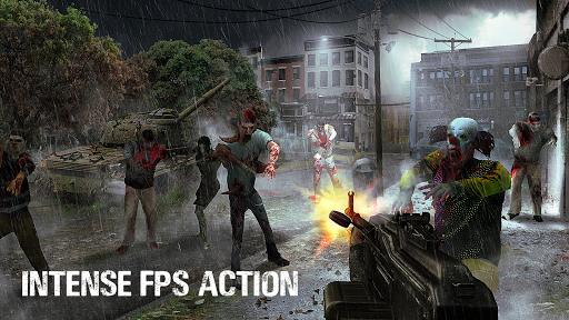 Zombie Hunter: Survive the Undead Horde Apocalypse 3 تصوير الشاشة