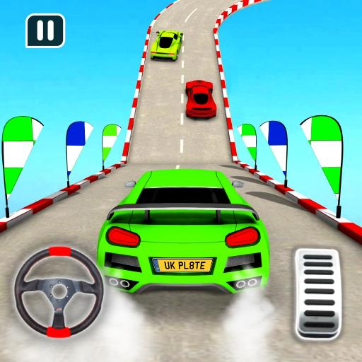 Car Games Stunt Driving: Racing Games Rush 2021 icon