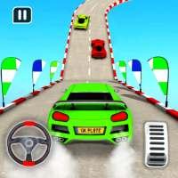 voiture Jeux rampe courses - voiture cascades Jeux on 9Apps
