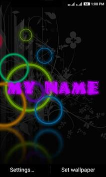 My Name Neon screenshot 8