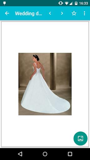 Wedding dress designs! screenshot 3