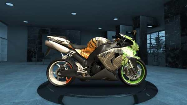 Racing Fever: Moto screenshot 3