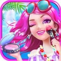 Makeup Salon - Beach Party on APKTom