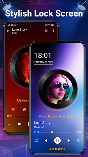 Music Player - Bass Booster & Free Music screenshot 7