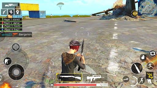 Squad Survival Game FreeFire Battleground Shooter screenshot 2