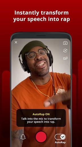 AutoRap by Smule – Make Raps on Cool Beats स्क्रीनशॉट 1