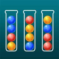 Sortball Puzzle - Color Match Ball Sorting Game on APKTom