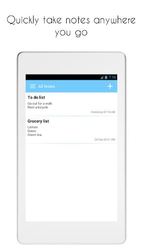 Keep My Notes - Notepad, Memo and Checklist screenshot 9