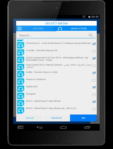 All Video Mp3 Audio Converter screenshot 19