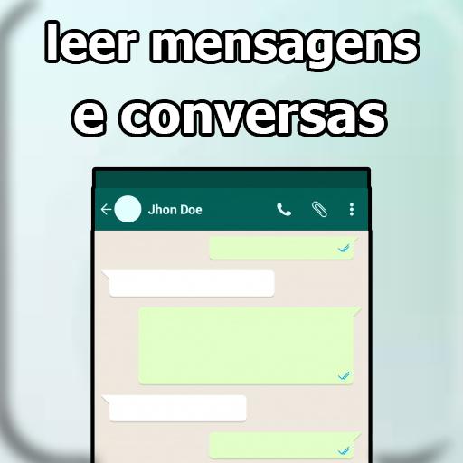 ler mensagens e conversas apagadas icon
