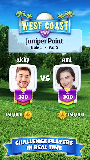 Golf Clash screenshot 1