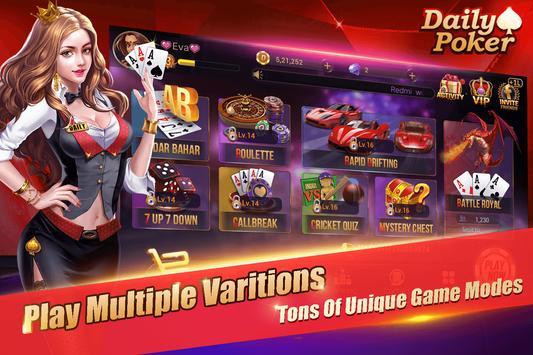 Daily Poker - Indian Casino screenshot 5