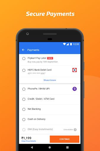 Flipkart Online Shopping App screenshot 7