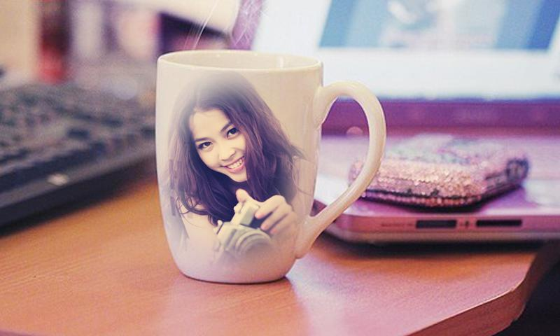 Coffee Mug Frame screenshot 1