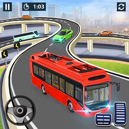 City Coach Bus Simulator 2021 - PvP Free Bus Games