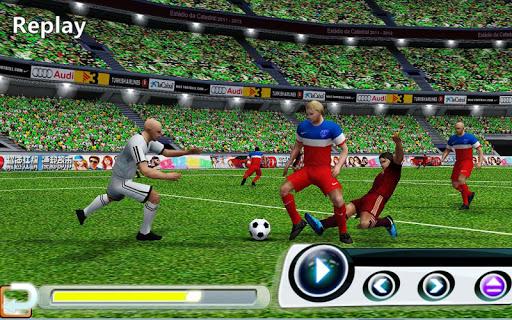 Winner Soccer Evolution 15 تصوير الشاشة