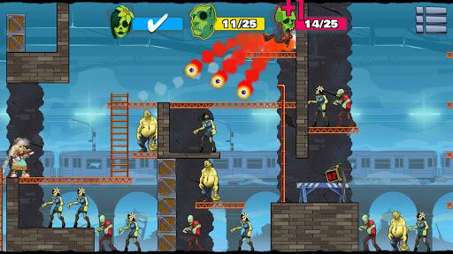 Stupid Zombies 3 3 تصوير الشاشة