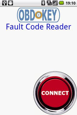 OBDKey Fault Code Reader screenshot 1
