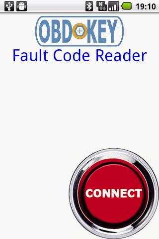 OBDKey Fault Code Reader 1 تصوير الشاشة