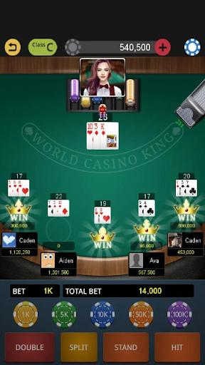 العالم لعبة ورق الملك 2 تصوير الشاشة