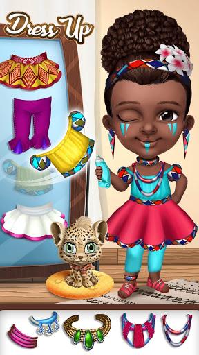Pretty Little Princess - Dress Up, Hair & Makeup 3 تصوير الشاشة