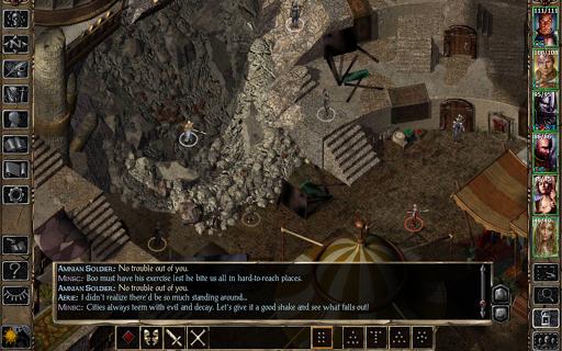 Baldur's Gate II screenshot 17