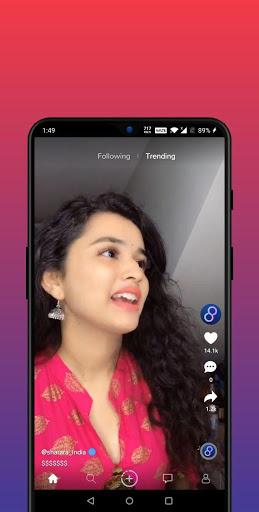 Sharara - women driven short video community screenshot 7