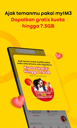 myIM3 - Bonus Kuota 100GB screenshot 8