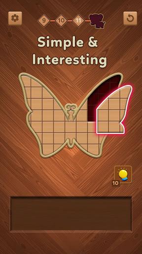 Jigsaw Wood Block Puzzle screenshot 3
