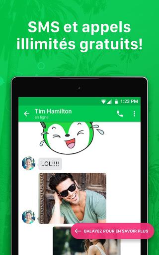 Nextplus SMS Gratuits   Appels screenshot 15