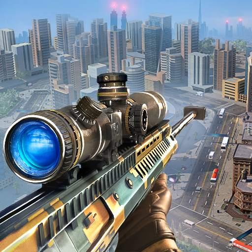 Sniper Shooting Battle 2020 – Gun Shooting Games