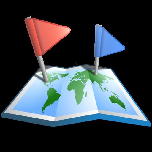 All-In-One Offline Maps أيقونة