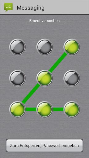 App-Sperre screenshot 2