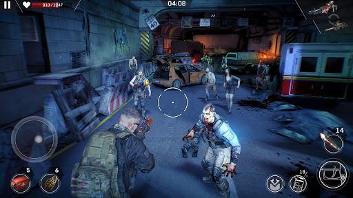 Left to Survive: Apocalypse & Dead Zombie Shooter screenshot 4