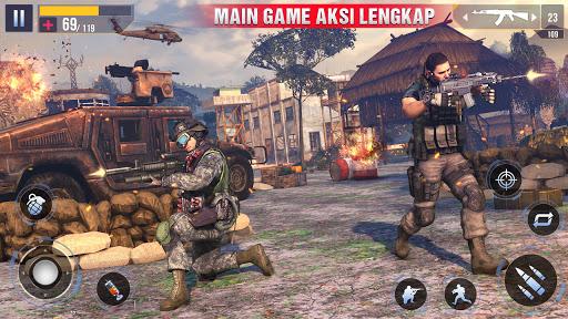 Game menembak offline terbaik - game petualangan screenshot 4
