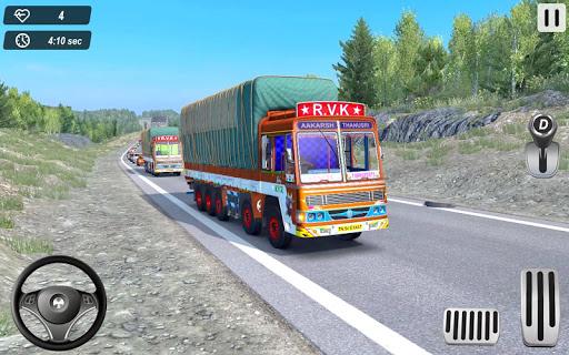 Indian Truck Offroad Cargo Drive Simulator 2 screenshot 3