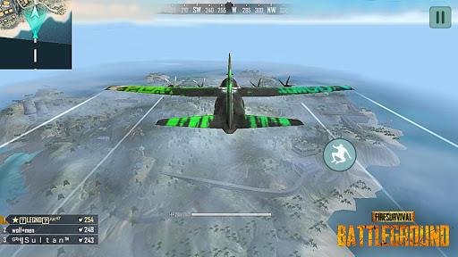 Survival Battleground Free Fire : Battle Royale screenshot 1