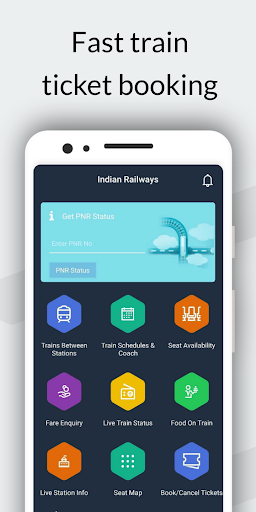 Indian Railway & IRCTC Info app screenshot 3