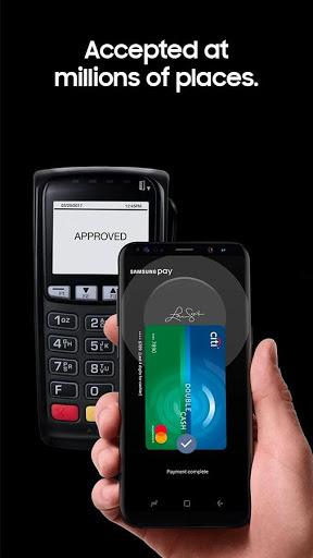 Samsung Pay screenshot 2