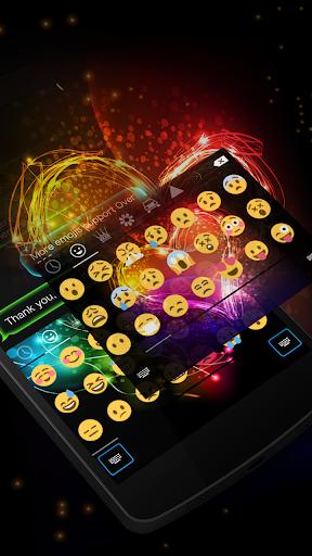 Emoji Keyboard - Color Emoji 2 تصوير الشاشة