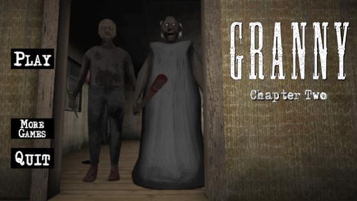 Granny: Chapter Two 1 تصوير الشاشة