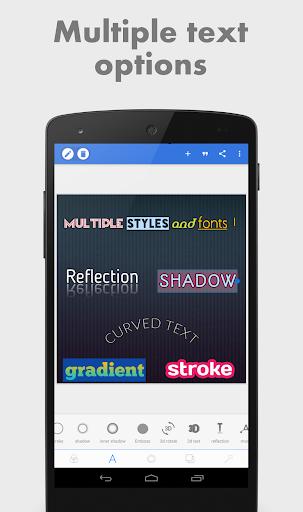 PixelLab - Text on pictures 1 تصوير الشاشة