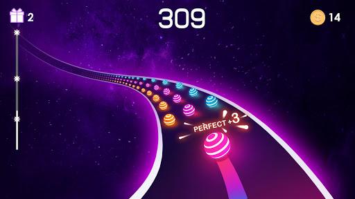Dancing Road: Color Ball Run! 6 تصوير الشاشة