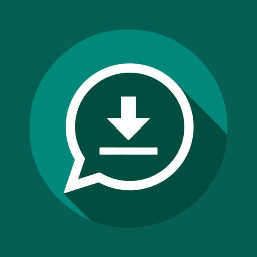Status, Sticker Saver icon