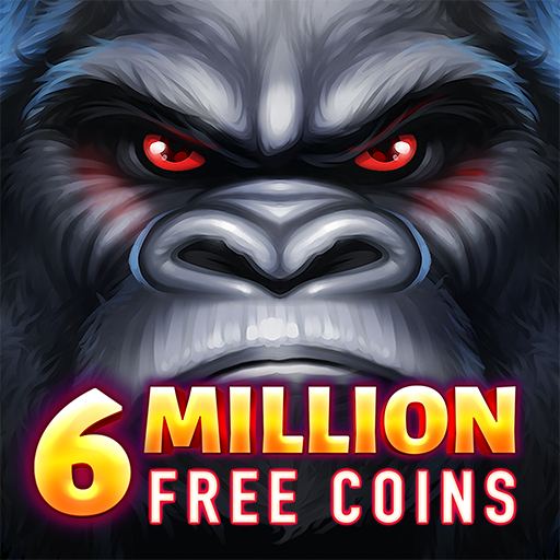Ape About Slots NEW Vegas Casino Slot Machine Free أيقونة