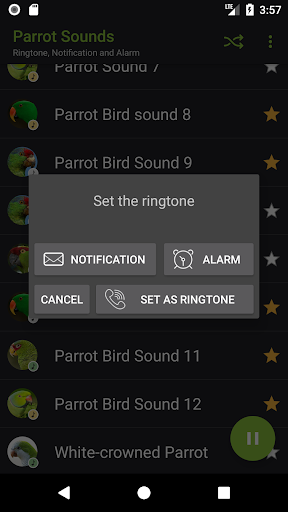 Appp.io - Parrot sounds! screenshot 4