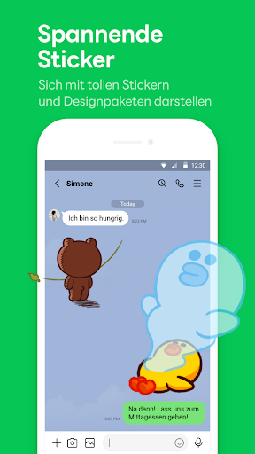 LINE: Gratis-Anrufe screenshot 2