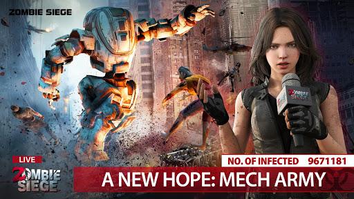 Zombie Siege: Last Civilization 4 تصوير الشاشة