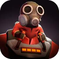 Heroes Strike 2: MOBA and Battle Royale on 9Apps